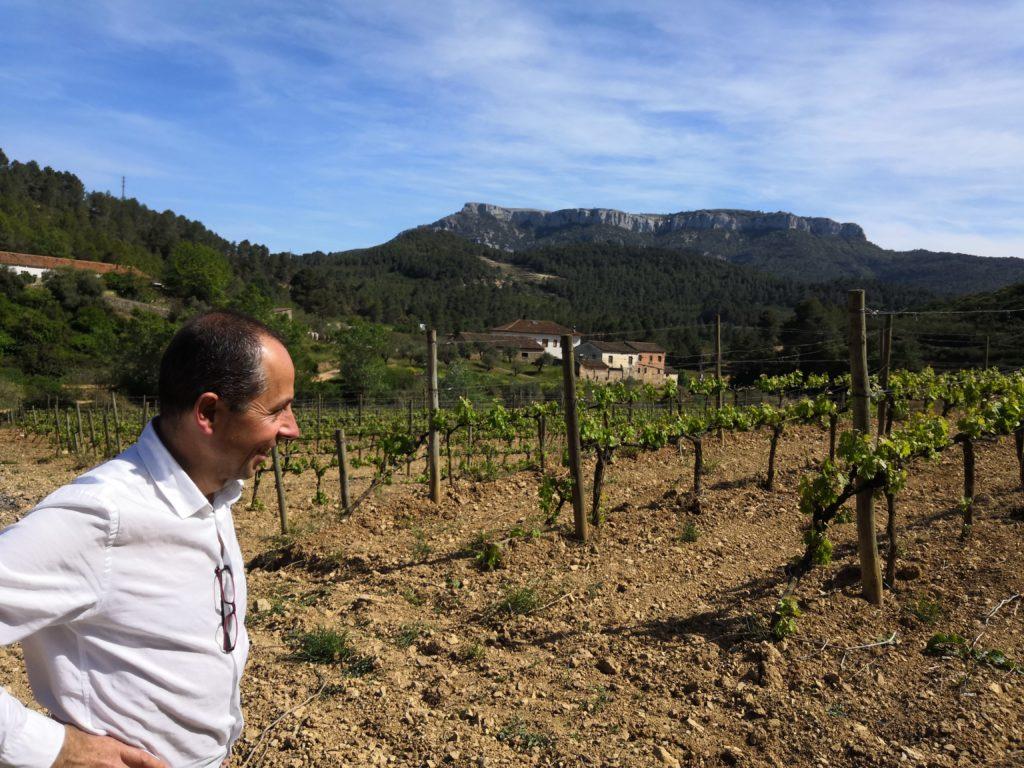 Xavi Solpost Montsant vins espagnols Luxembourg