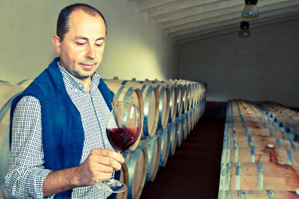 Xavi Solpost Montsant vins espagnols