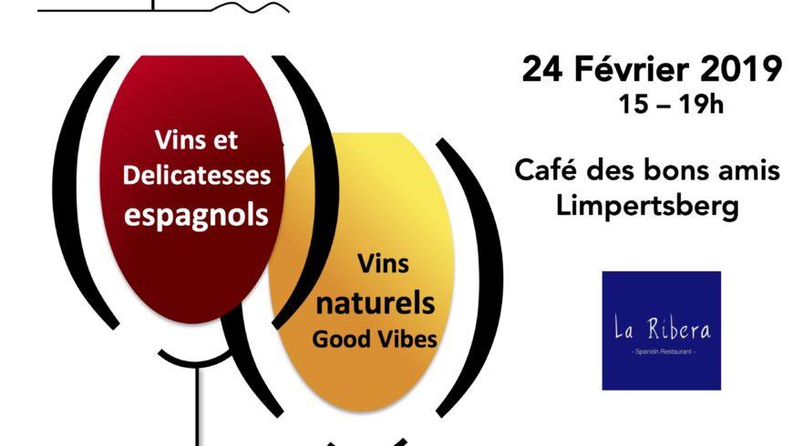 Vi(e)brant Wine Tasting