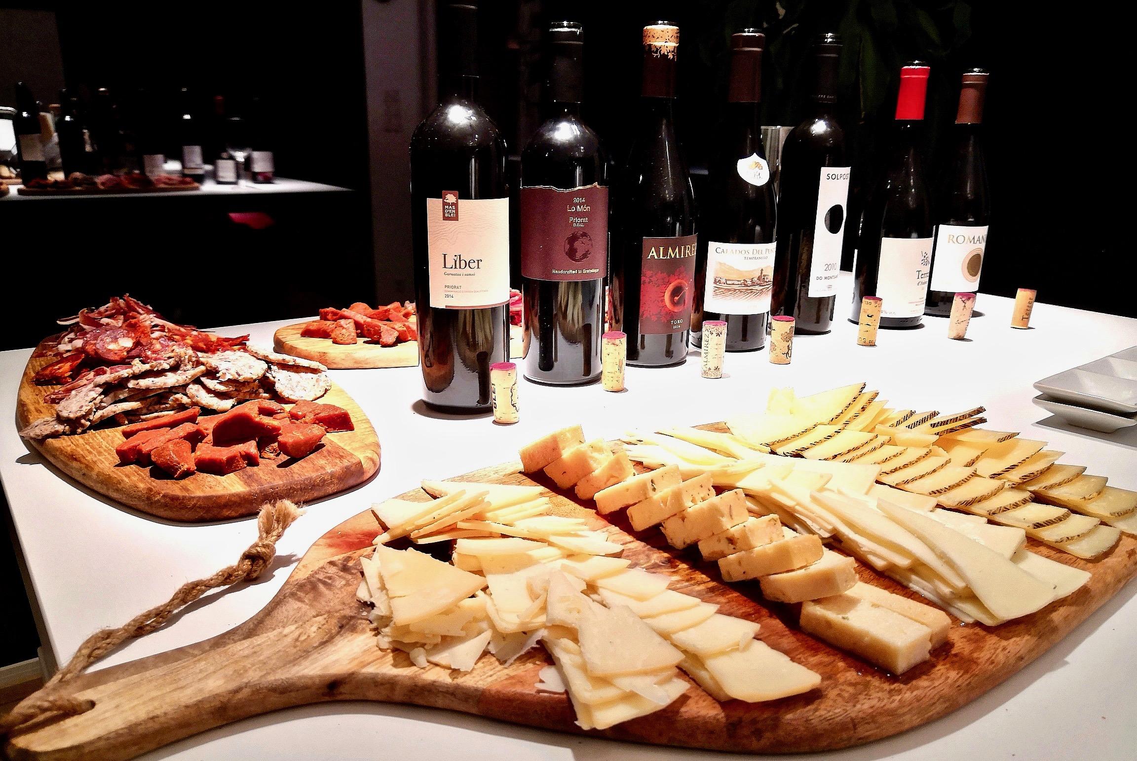 wine and cheese vi(e) Luxembourg