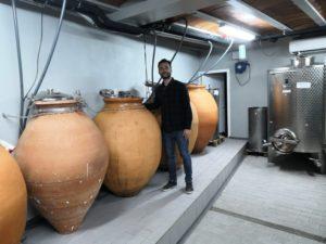 amphore vins espagnols vi(e) Luxembourg
