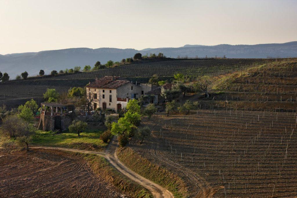 Gran Clos vins blanc espagnol Luxembourg