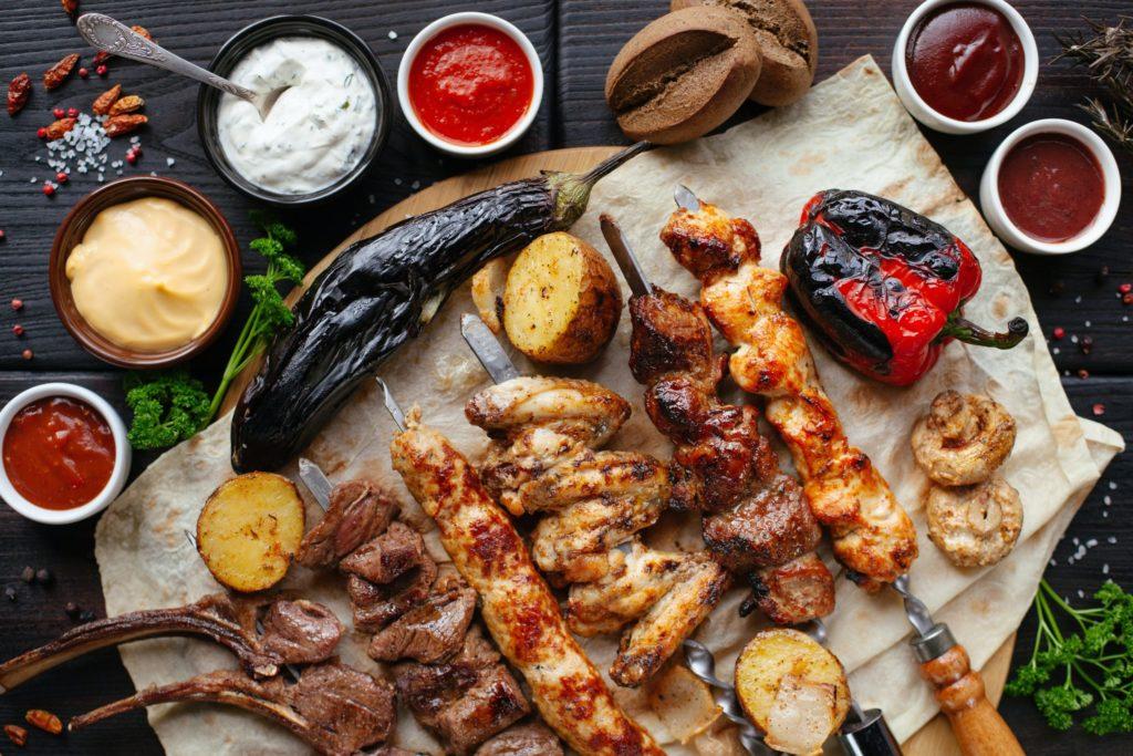 grill barbecue Luxembourg vins espagnols vi(e)